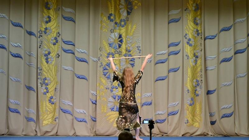 Отчетный концерт Laziz Драгун Вера саиди