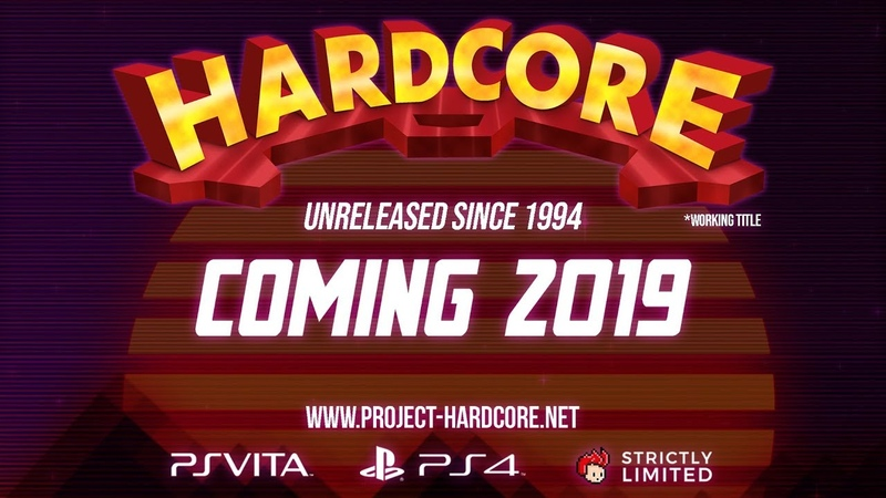 Project Hardcore - Official Reveal Trailer