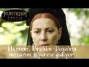 Hürrem İbrahim Paşa'nın mezarını ziyarete gidiyor Muhteşem Yüzyıl 134 Bölüm
