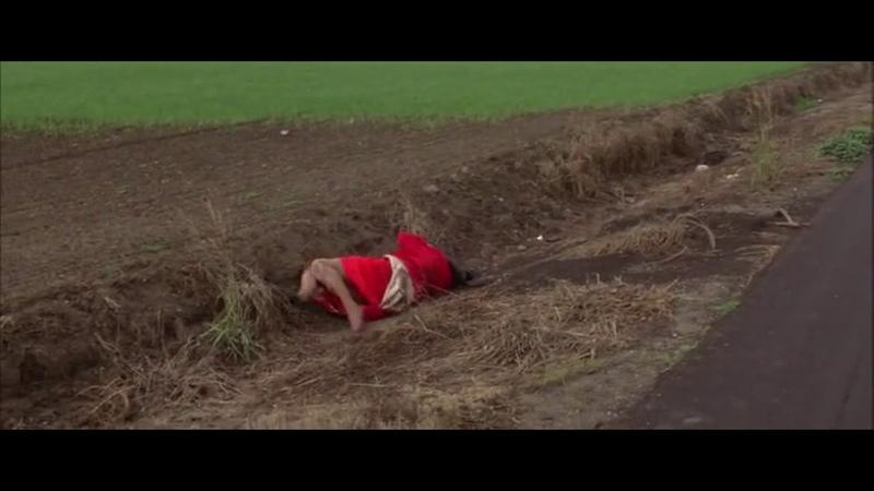 Омен 2: Дэмиен / Damien: Omen II (1978) нападение ворона