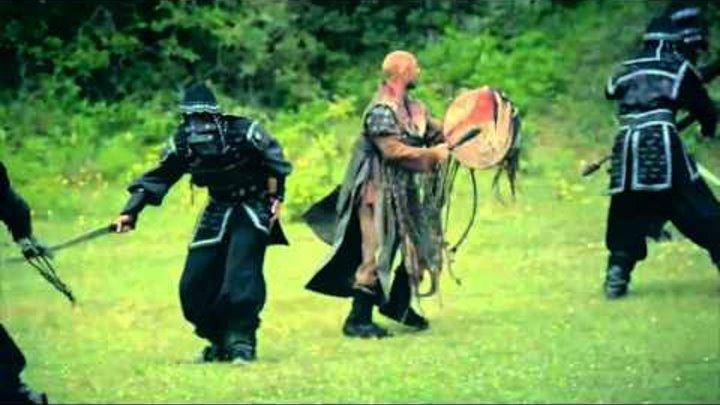 57.Ertuğrul ve Alplerin Aksiyonu Şaman'ın ölümü