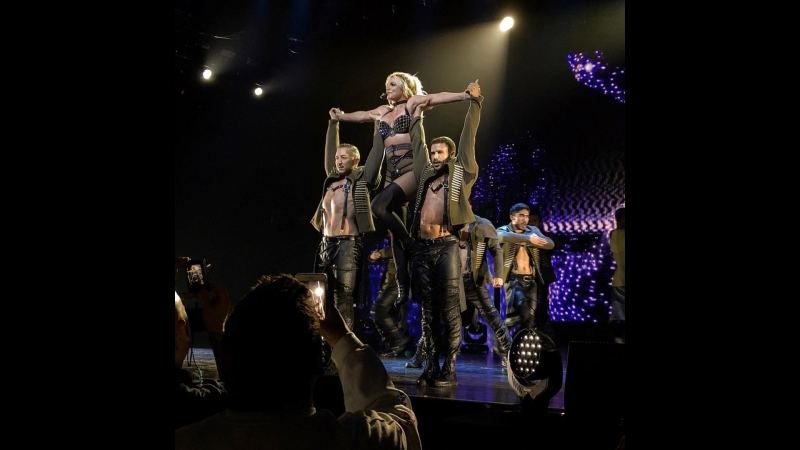 Бритни «Piece Of Me» в Атлантик Сити, 20 июля 2018.