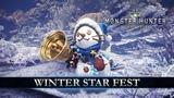 Monster Hunter World   Winter Star Fest
