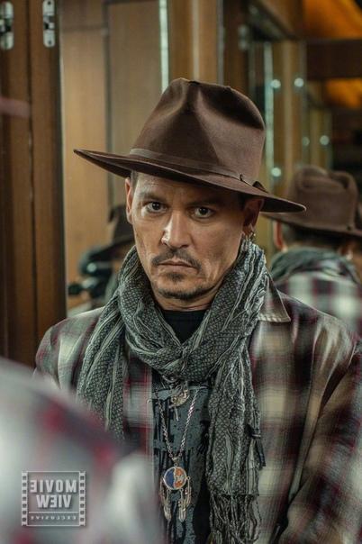 Johnny Depp Movie View Magazine, 2019