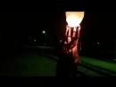 запуск желанного небесного фонарика