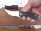 LCM66, machete, тактический, D2, подшипник, Edc, Frame Lock, Цвет черный