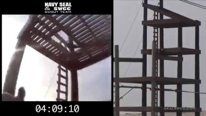 Полоса препятствий US Navy Seal
