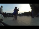 Танго в парке Якутова Уфа 15.07.2018