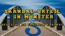 Skandal Urteil in Münster Deutsche zu Freiwild erklärt