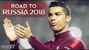 Cristiano Ronaldo ►World Cup 2018 Crazy Skills Goals|HD
