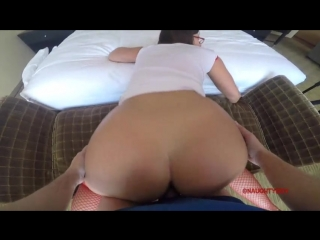 Sexy nurse for patients check-up - big ass butts booty tits boobs bbw pawg curvy mature milf