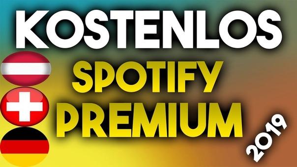 Gratis Spotify Premium App вконтакте