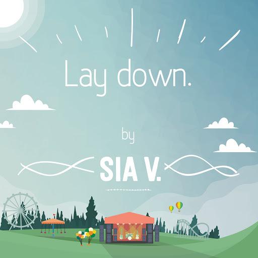 Sia альбом Lay down