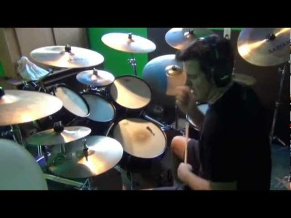 Eric Carr Tribute - KISS - War Machine Drum Cover