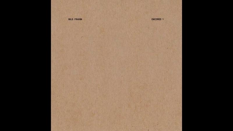 Nils Frahm - Encores 1 EP