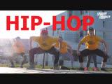 Hip-Hop Thomas Mraz - Пол Это Лава ШКОЛА ТАНЦЕВ STREET PROJECT ВОЛЖСКИЙ