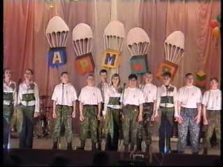 архивное видео Колюпановский СКДЦ 90-е - 00-вые