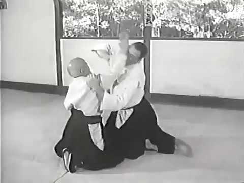 植芝盛平 78歳 Ueshiba Morihei [Master of Aiki]