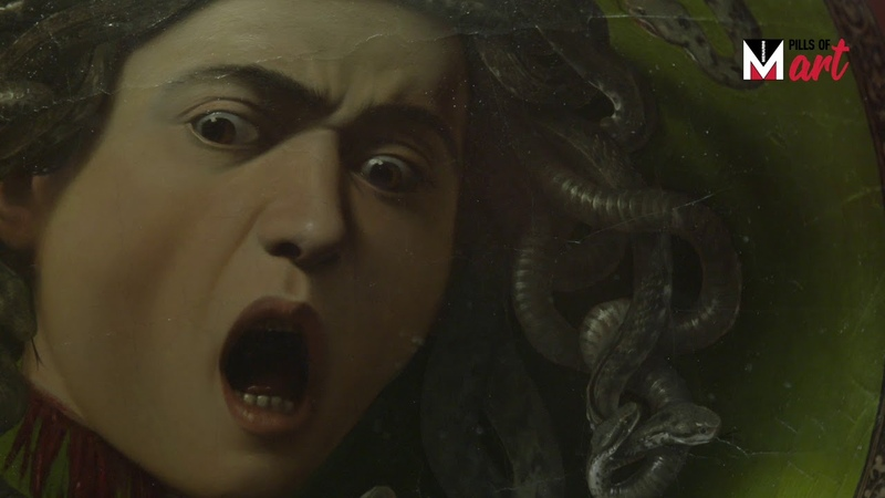 Menarini Pills of Arts: Caravaggio's Medusa (english version)