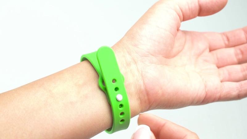 RFID-браслеты SmartTAG® Flex с застежкой. Быстро! Легко! Удобно! Женский размер