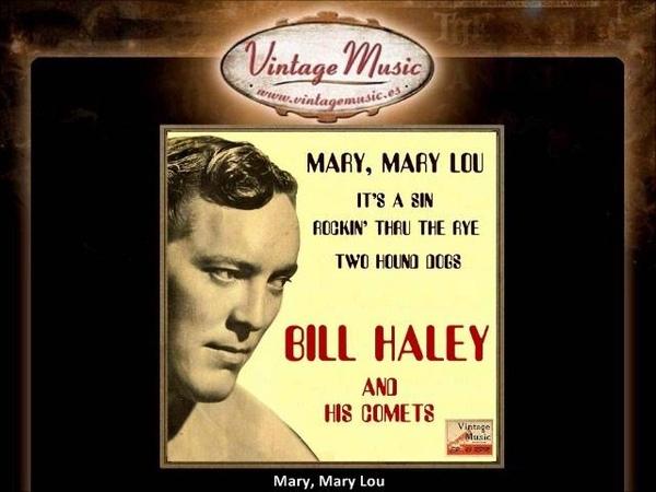 Bill Haley - Mary, Mary Lou (VintageMusic.es)