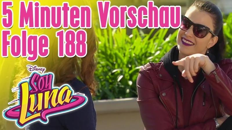 5 Minuten Vorschau - SOY LUNA Folge 188 || Disney Channel