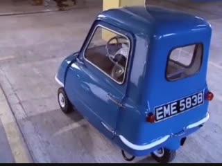 P50  Самый маленький серийный автомобиль в мире Top Gear 10 сезон 3 серия