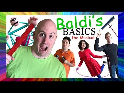 BALDIS BASICS THE MUSICAL (Live Action Original Song)