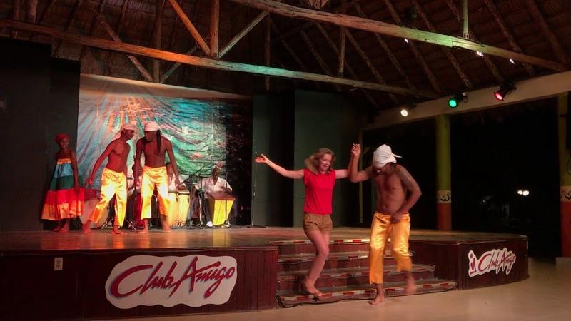 Theater, animation. Club amigo atlantico guardalavaka. History of Cuba part 2.