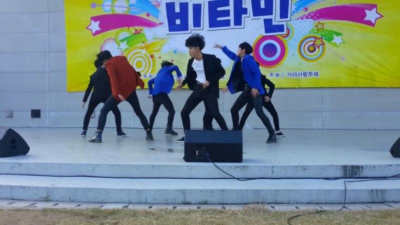 [역대급 칼군무] 중딩들이 추는 '방탄소년단 - 피 땀 눈물' 댄스 커버 'BTS - Blood Sweat Te