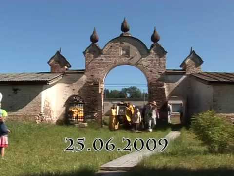 Николай Великорецкий на Подосиновской земле (23.06.2009)