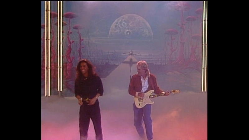Modern Talking - Jet Airliner (ZDF Na sowas - Extra, 30.05.1987) MTRF VIDEO