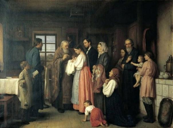 Огласительные беседы перед крещением ребенка