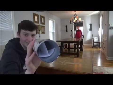 Трюки с бумажными самолётиками