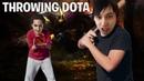 THROWING DOTA WITH BAMBOE SingSing Dota 2 Highlights 1326