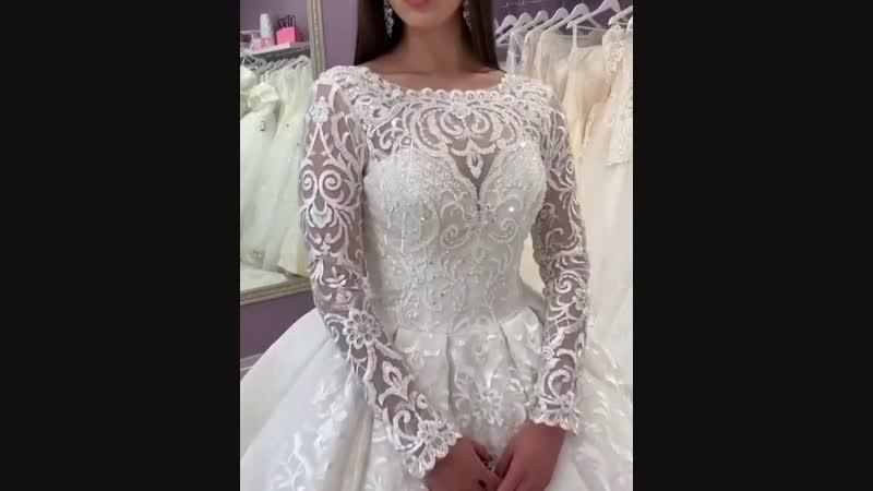 Элегантное платье Луиза из новой коллекции 2019