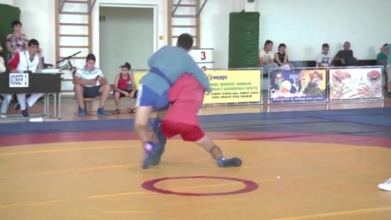 Курганинск спортивный