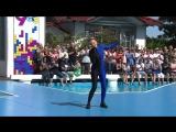 Whigfield - Saturday Night (ZDF-Fernsehgarten - 2018-08-12)