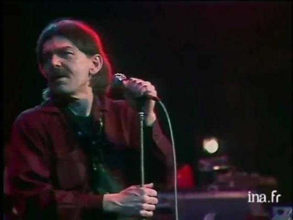 Captain Beefheart - Chorus, Paris 1980