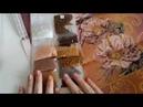 Набор для вышивания бисеромГризайль от ТМ Абрис Арт