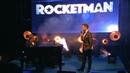 Elton John Taron Egerton Surprise Performance - Rocketman Cannes Gala Party
