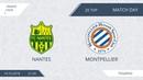AFL18. France. Ligue 1. Day 20. Nantes - Montpellier.