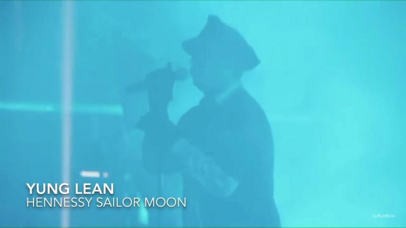 Yung Lean Hennesy Sailor Moon live at Sónar Spain