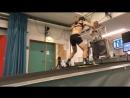 Musgrave roller ski indoor 18