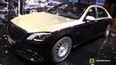2019 Mercedes Maybach S560 4Matic Exterior and Interior Walkaround 2018 Paris Motor Show