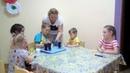 Волшебный фонтан Урок веселой науки в частном детском саду Рыжий кот