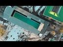 Як виглядає басейн Дельфін з висоти у Полтаві
