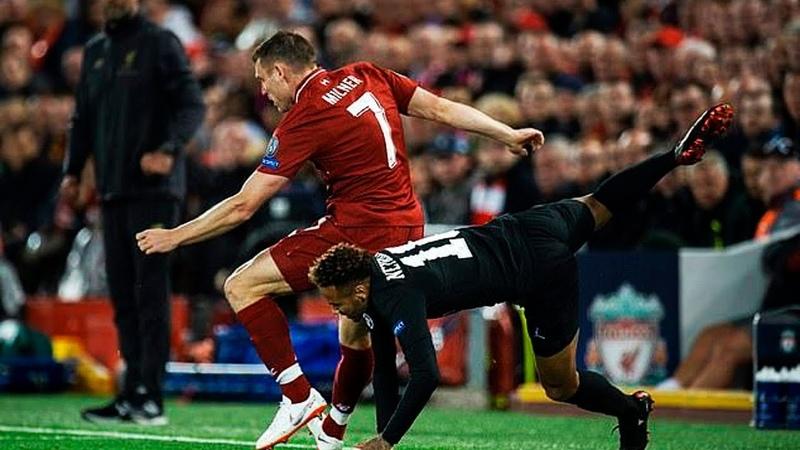 Midfield Three Masterclass Against PSG • Part 1 • 201819