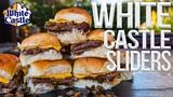 The Best White Castle Sliders Recipe SAM THE COOKING GUY 4K