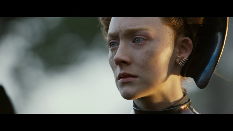 Mary Queen of Scots Moment 40 Spot In Cinemas January 18